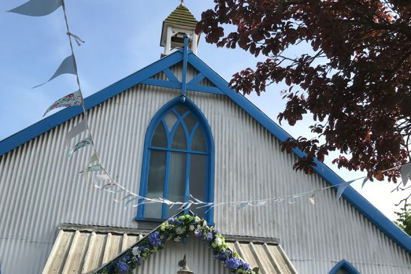 The Tin Tabernacle Hythe