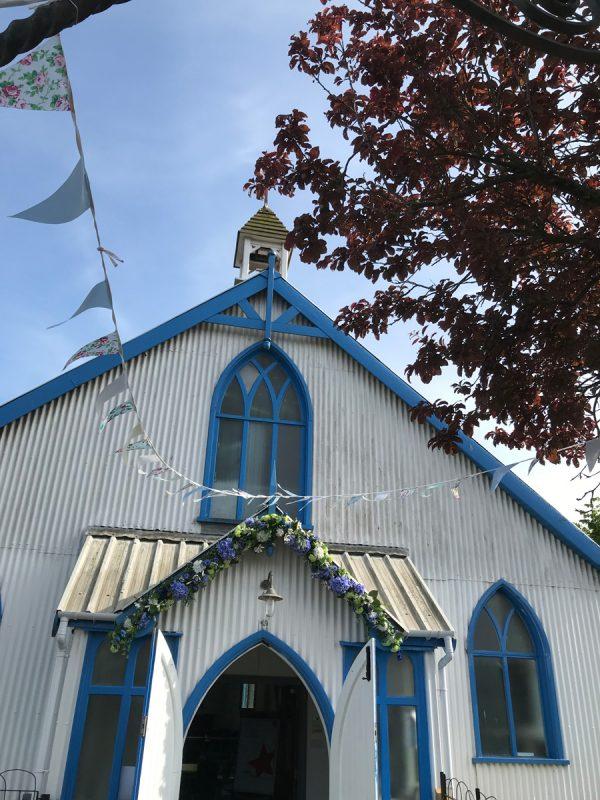 The Tin Tabernacle Hythe